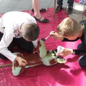 atelier création de marionnettes enfants