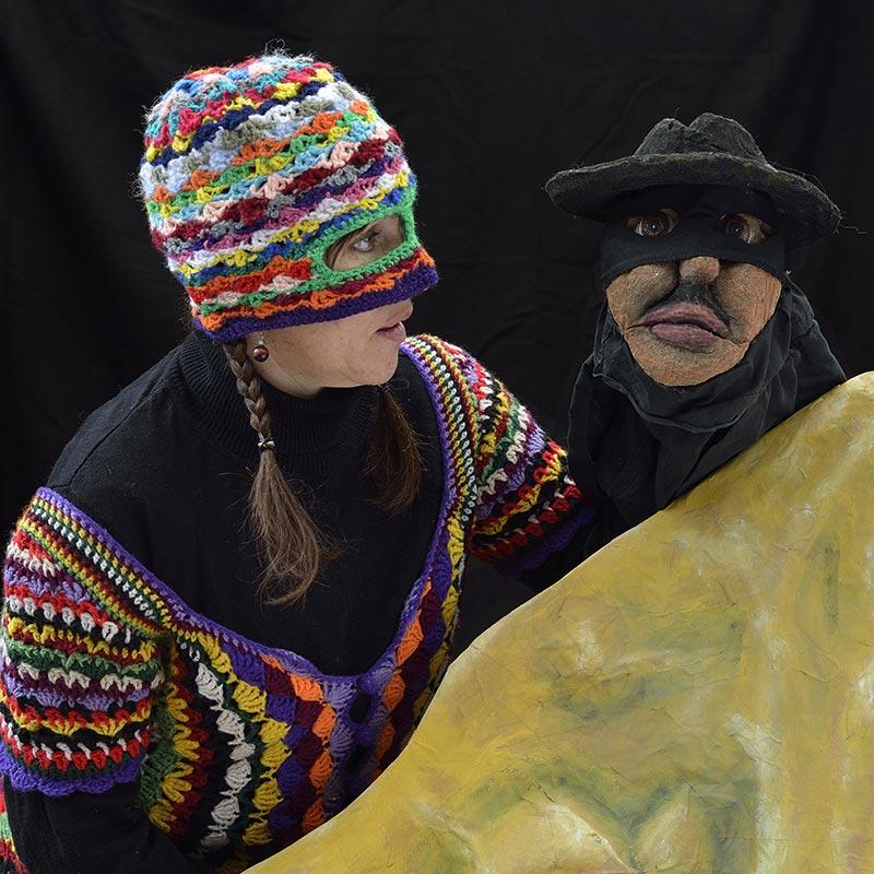 théâtre de marionnettes, l'aventure merveilleuse, spectalce tout public