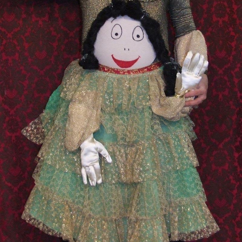 Spectacle de marionnettes, théâtre BA, Côtes d'Armor