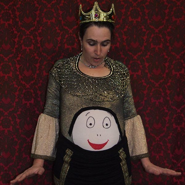 Blanche neige, théâtre de marionnettes, spectacle à partir de 4 ans